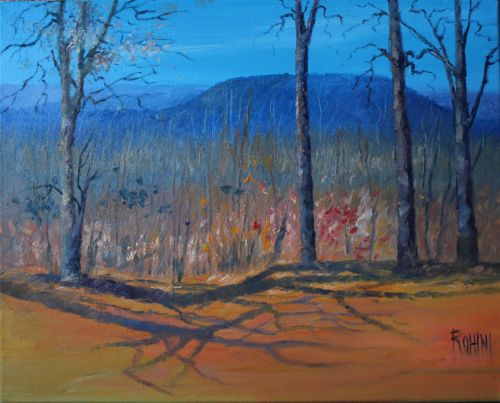 Landscape Painting - Original oil on canvas