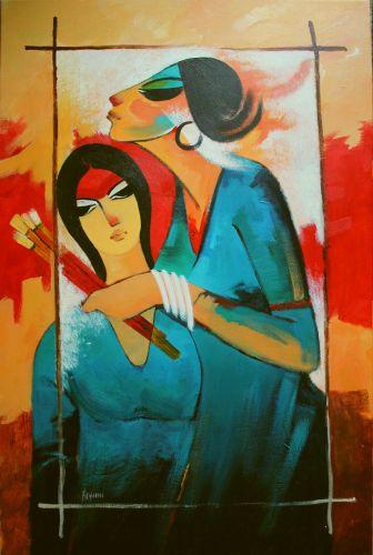 Painters - Acrylic on canvas