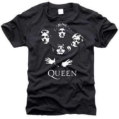 QUEEN - Freddie Mercury - KULT - T-Shirt, Gr. S bis XXL 59+