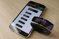 Apple iPhone 5s 64Gb & Samsung Galaxy s 5