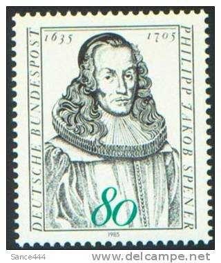Germany 1433 mnh Phillipp Spencer