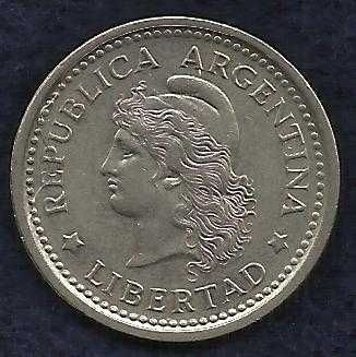 Gem Unc Argentina 2011 10 Centavos~We Have Gem Unc Coins From South America~F//S