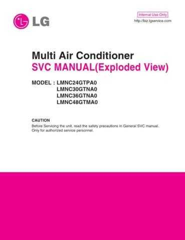 LG MFL39632220 Manual by download Mauritron #305724
