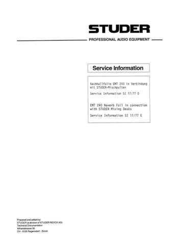 Studer SI_017-77_D-E_EMT240_Rvrb by download Mauritron #313228