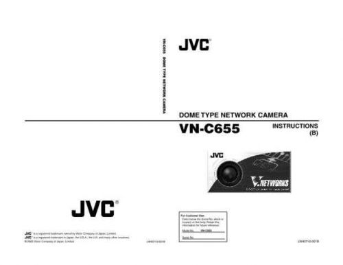 JVC hs017ien Service Manual by download Mauritron #281542