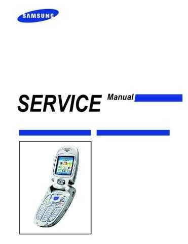 Samsung SGH-E340 Mobile Phone Service Manual by download Mauritron #306324
