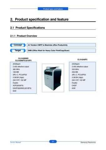 20080701133012781 02-PRODUCT SPEC AND FEATURE Manual by download Mauritron #303062
