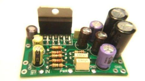 Built & Tested - 10 Watt, 2-Channel Audio Power Amplifier
