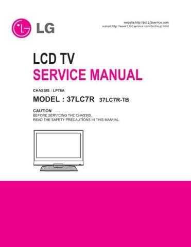 LG MFL36696923_37LC7R-TB Manual by download Mauritron #305644