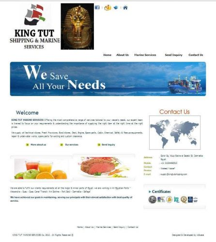 websites designs and hosting