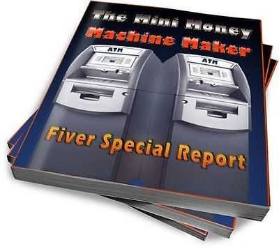 HOW TO MAKE A MINI MONEY MACHINE AND GROW RICH - EBOOK RESELL RIGHTS PDF