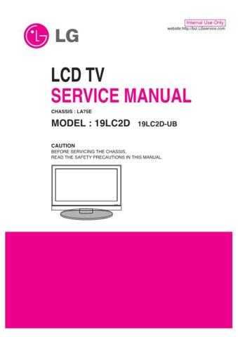 LG MFL38731323 Manual by download Mauritron #305712