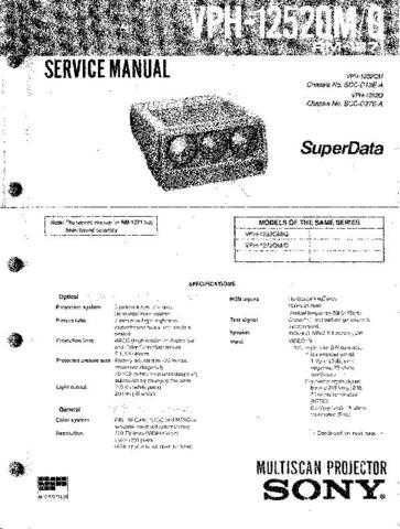 1252-1 Service Manual by download Mauritron #306003