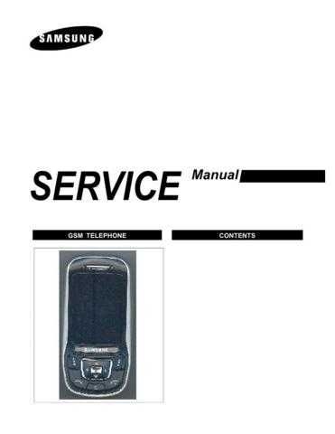 Samsung SGH-E350 Mobile Phone Service Manual by download Mauritron #306325