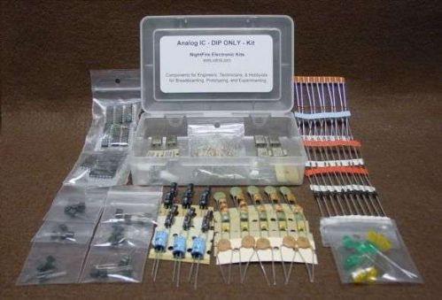 Analog IC DIP-Only Design Kit #1 (#1120)