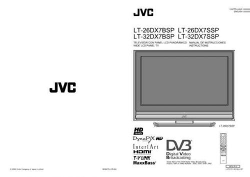 JVC LCT2151-001A-U_SP_2 Operating Guide by download Mauritron #292168