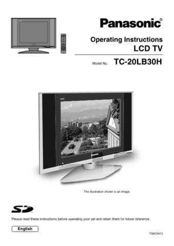 Panasonic TC-14S1R Manual by download Mauritron #301867