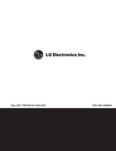 LG MFL39098901 AF9 LMS Manual by download Mauritron #305713