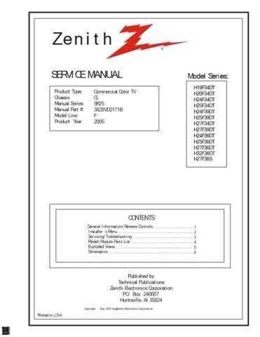 LG 3828VD0171B_Rev3_25_7 Manual by download Mauritron #304217