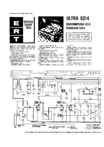 FDK Multi 2700 Service Manual by download Mauritron #331270