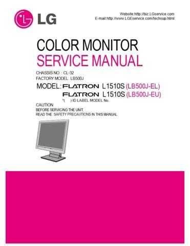 LG KRSVM000075161-b1 Manual by download Mauritron #304730
