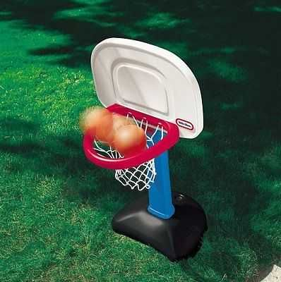 Little Tikes EasyScore Basketball Set, Free Shipping, New