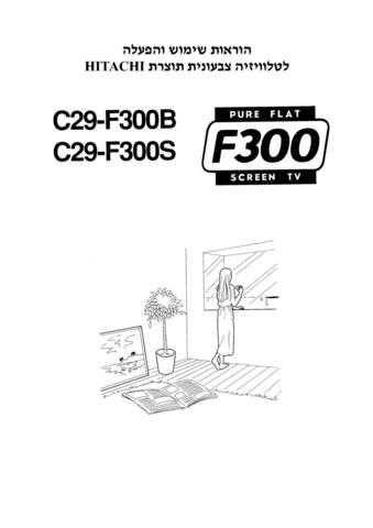 HITACHI. C29. . Manual by download Mauritron #312308