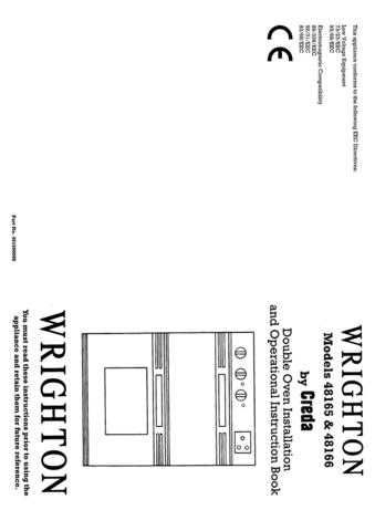Creda HB48166 Operating Guide by download Mauritron #312885