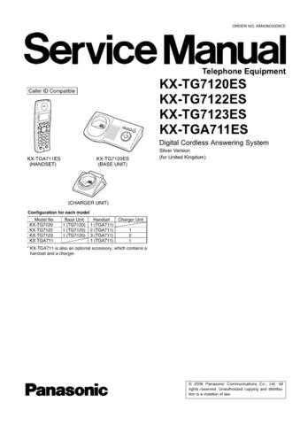 Panasonic TG7120_22_23E_FINAL_71 Manual by download Mauritron #302289