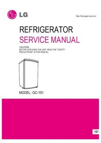 LG GC-151S-Full Manual by download Mauritron #304713