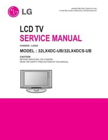 LG MFL37471801_32LX4DC(S)-UB_6 Manual by download Mauritron #305691