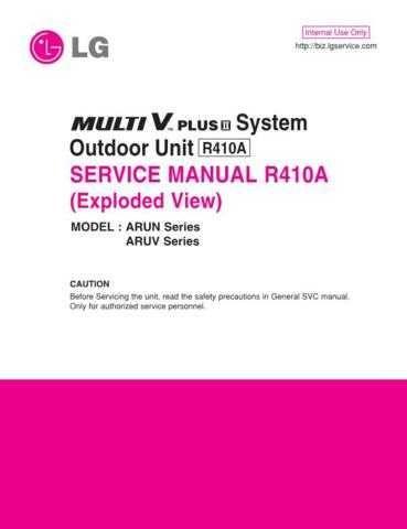 LG MFL54555504_ARUN120BT2 Manual by download Mauritron #305799