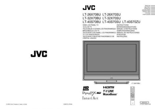 JVC LCT2017-002A-U-GE_2 Operating Guide by download Mauritron #292032