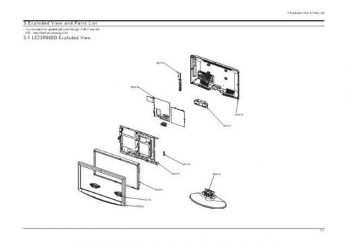 Exploded View & Part List by download Mauritron #307089