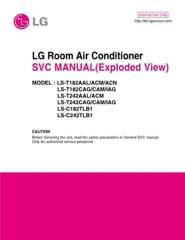 LG 3828A20177L_2 Manual by download Mauritron #303845