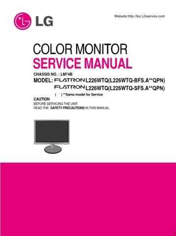 LG L226WTQ-BFS(SFS)_MFL32179217-EN Manual by download Mauritron #304746