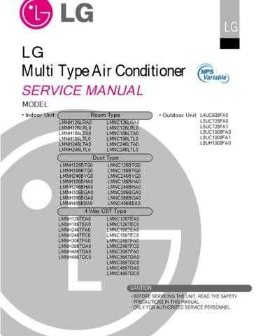 LG LG-L8UC1008FA0 Manual by download Mauritron #304904