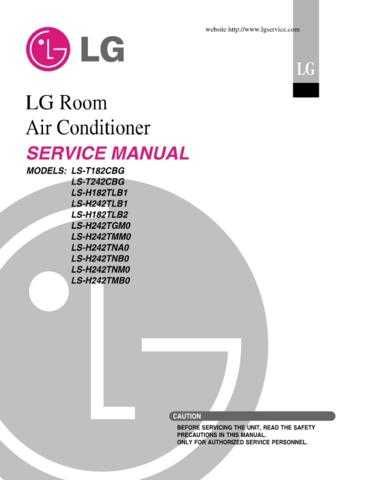 LG A20177J 24K CDC-2182 Manual by download Mauritron #304379