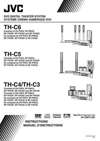 JVC TH-C40J by download Mauritron #276796
