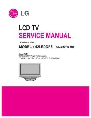 LG MFL35929323_42LB9DFE-UB Manual by download Mauritron #305605