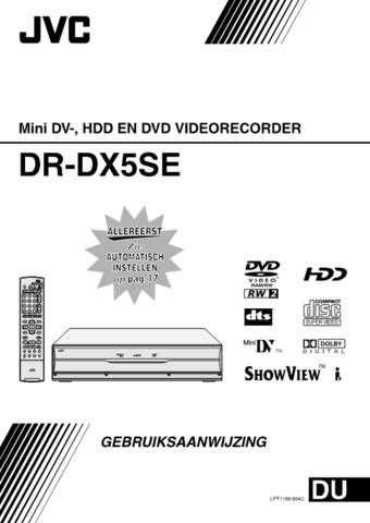 JVC LPT1100-004C Operating Guide by download Mauritron #293704