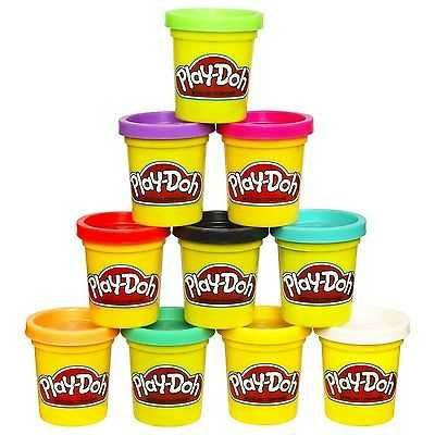 New! Play-Doh: Case of Colors - 10 Colors Free Shipping