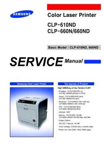 20080619104702265 00-COVER CLP-610ND XIP Manual by download Mauritron #302971