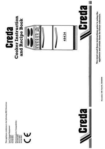 Creda HB48434 Operating Guide by download Mauritron #312911