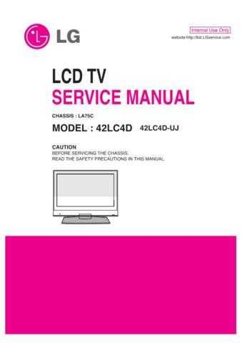 LG MFL39166203 Manual by download Mauritron #305719