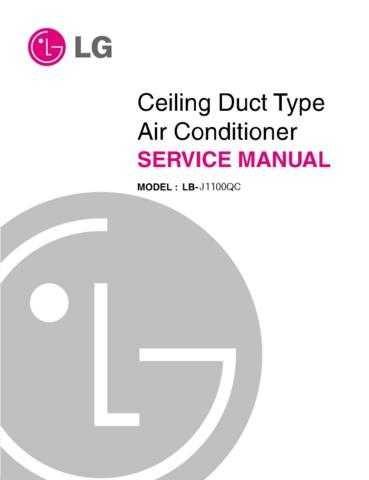 LG LG-Service Manual (LB-J1100QC)_2 Manual by download Mauritron #305109