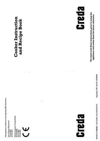 Creda HB49128 Operating Guide by download Mauritron #312929