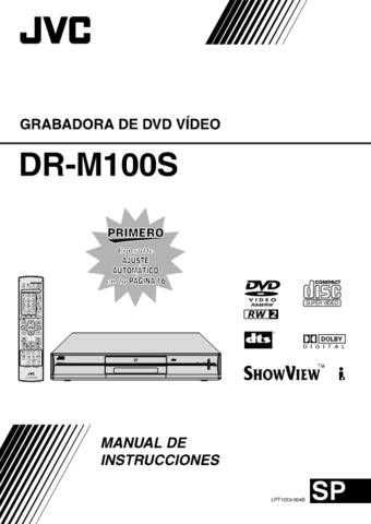 JVC LPT1023-004B Operating Guide by download Mauritron #293571