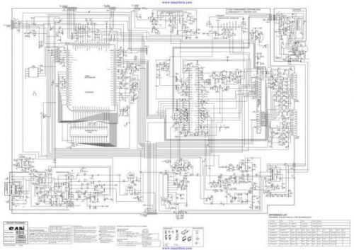 SANYO CE28WN5 CHASSIS EB6 by download Mauritron #316214