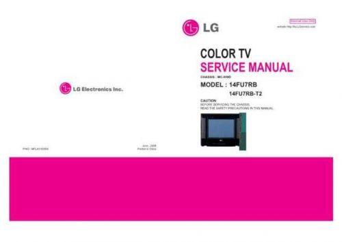LG MFL40183504 Manual by download Mauritron #305732